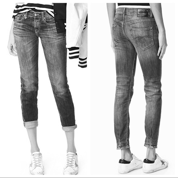 0f11ff57680cc4 Unbelievable FIT😍 R13 Relaxed Skinny Jeans 26. M_5bfc39e1a31c334db6fffbe3
